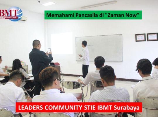 """Memahami Pancasila di """"Zaman Now"""""""