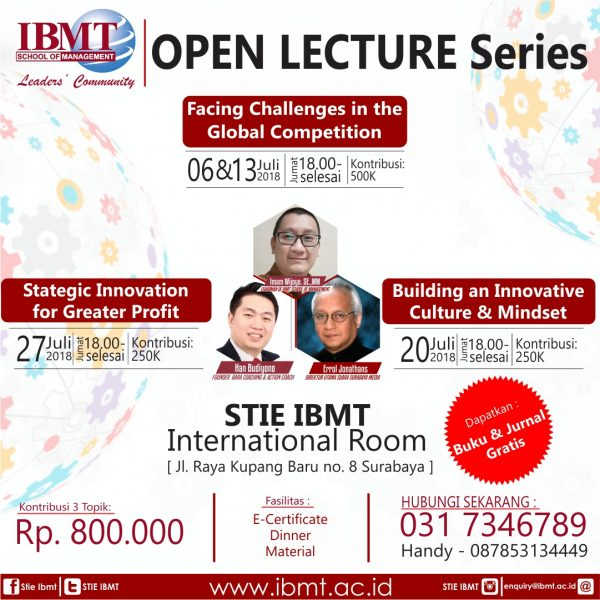 Open Lecture Series MM