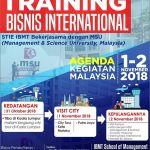 Tur Akademik ke Malaysia