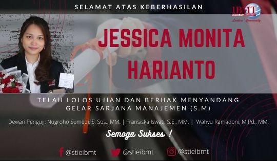 Banner Blog Ucapan Selamat Jessica