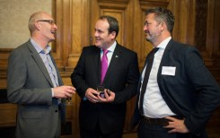 IBNS Networking Event - Glasgow 27th September 2016 The Irish Business Network Scotland (IBNS) is a not-for-profit organisation that connects high level business people from Ireland and Scotland to identify and explore new collaborative business opportun