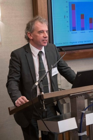 Enterprise Ireland Trade Mission to Scotland , Sheraton Hotel, Edinburgh - picture shows Martin Tangney, Celtic Renewables - picture by Donald MacLeod - 08.11.16 - 07702 319 738 - clanmacleod@btinternet.com - www.donald-macleod.com