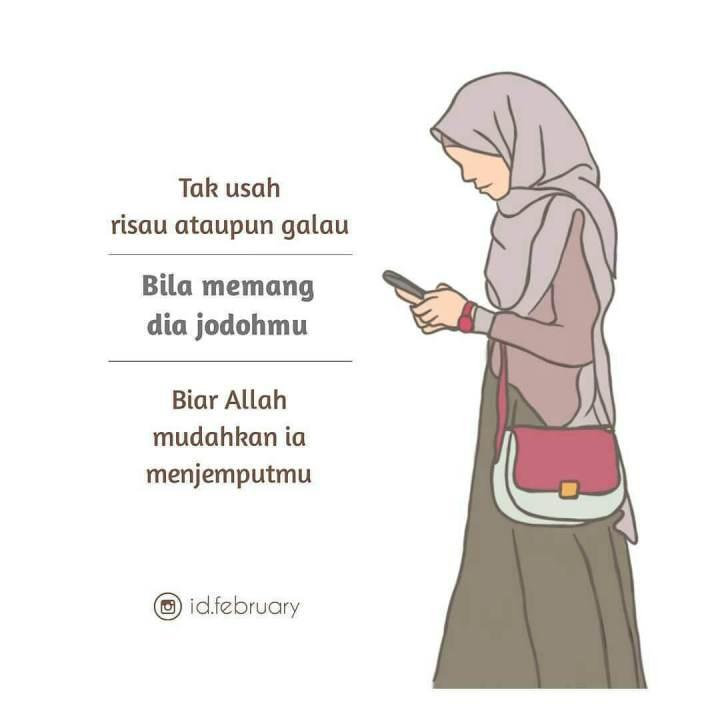 870 Gambar Kartun Muslimah Untuk Foto Profil Whatsapp Terbaik