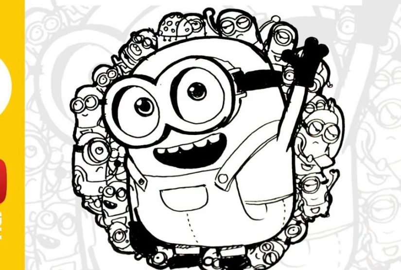 Kumpulan Video Doodle Minion