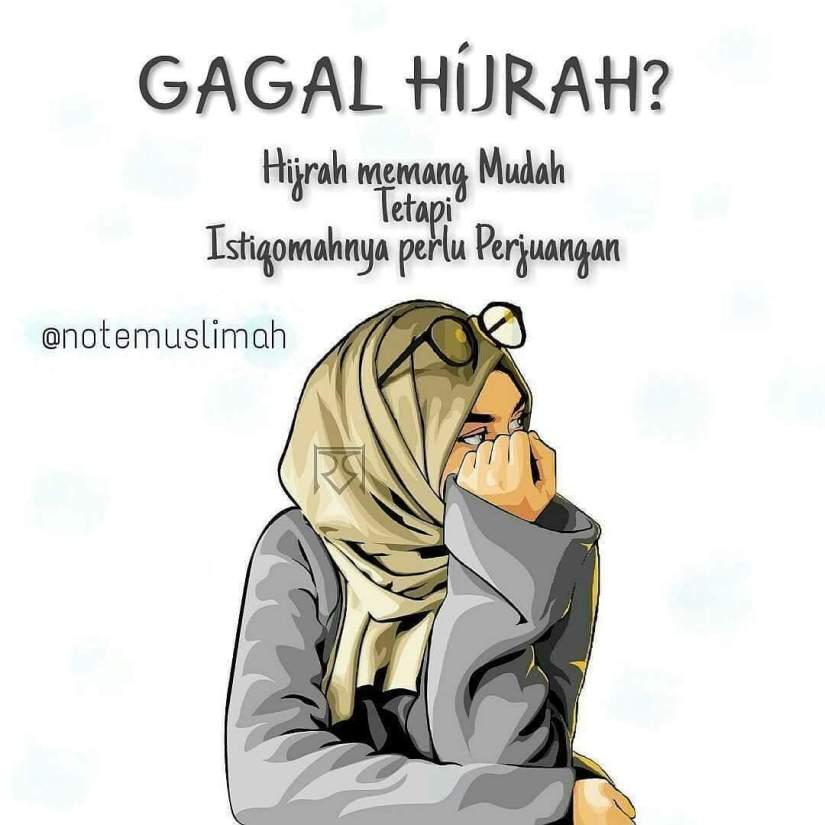 500 Gambar Kartun Muslimah Terbaru Kualitas Hd 2018