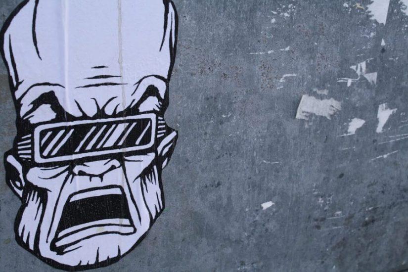 grafiti animasi terbaik