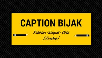 2019 Caption Lucu Instagram Singkat Bijak Jaman Now