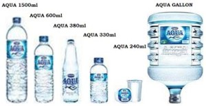 Produk – Supplier Aqua (E-Business UBM)