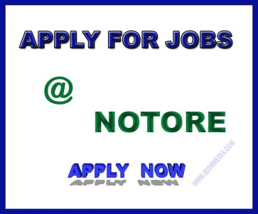 notore recruitment 2018