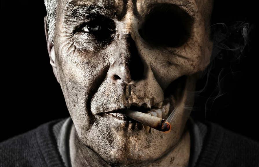 喫煙 タバコ 害