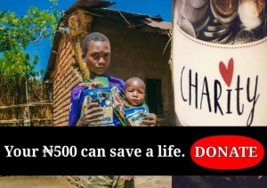 Donate to save a life - Iboro William