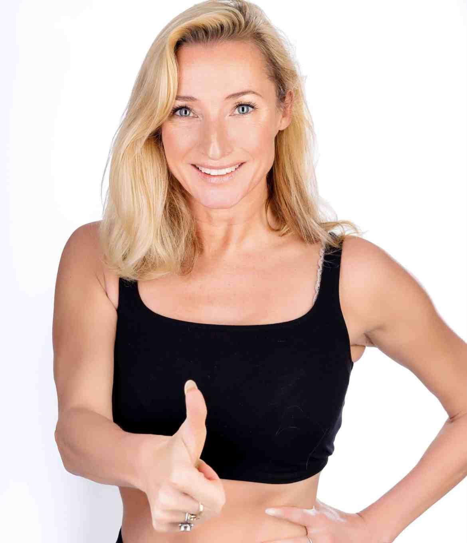 Iboya Triz personal trainer en lifestylecoach
