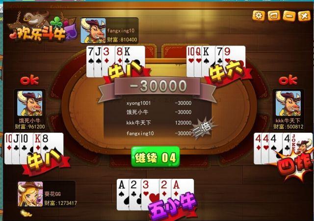牛牛|算牌、規則、牌型、技巧、賠率、玩法說明