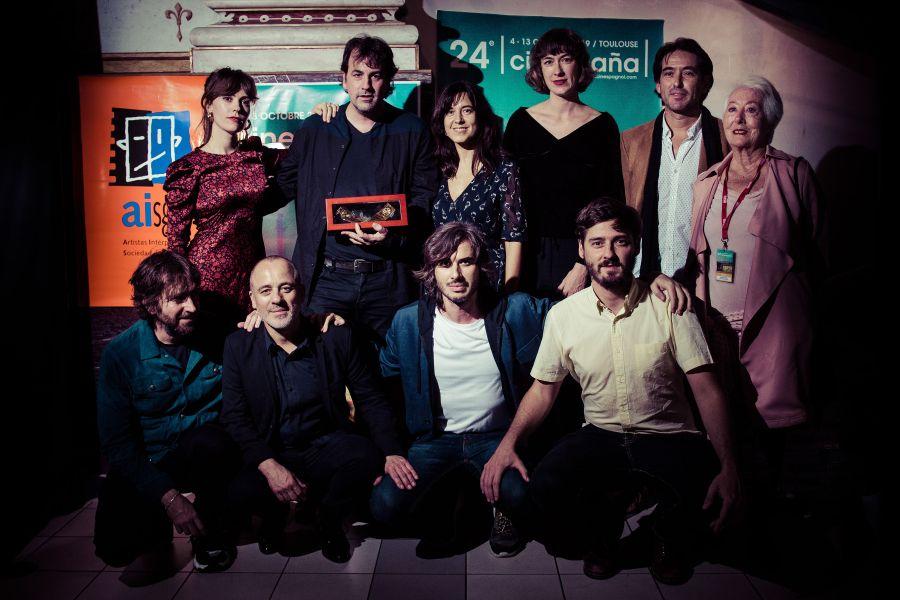 Lauréats Cinespaña 2019 ©Damian Galli