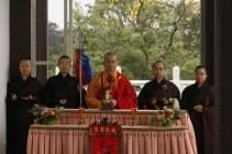 Retiro de ordenación de corta duración - ceremonia de ordenación