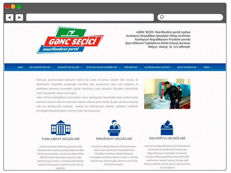 Разработка образовательного интернет ресурса