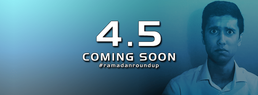 Ramadan Roundup 4.5 is in production...
