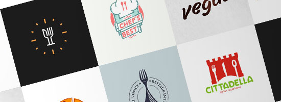 30 Really Cool Restaurant Logos