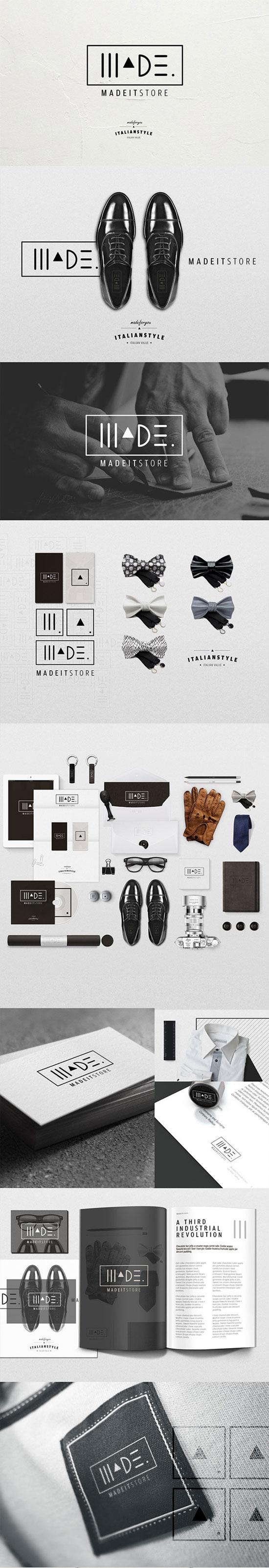 Ejemplos de identidad de marca