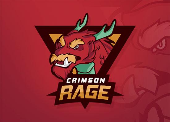 Crimson Rage by Kallum Rayner