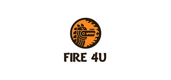 FIRE 4U by Logoflow