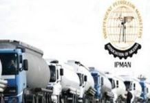 IPMAN confirms purchase of PMS at N108 per litre ex-depot price