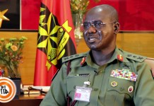 We've cleared Boko Haram in Nigeria, except Borno, Army Chief Buratai claims