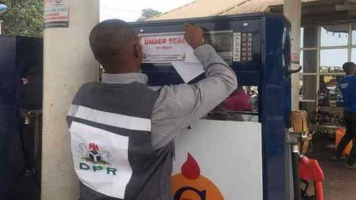 Downstream: DPR shutdown 7 gas retail outlets, filling station in Rivers