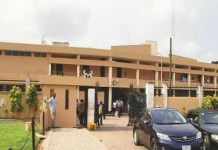 Breaking: Police operatives take over Edo State House of Assembly complex