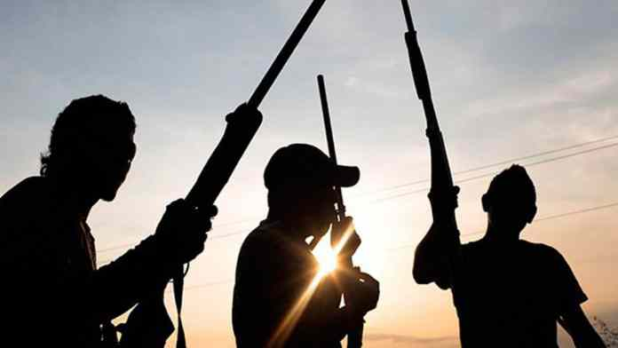 Shocker! 4 AK47 missing as pirates ambush Police escorts in Rivers