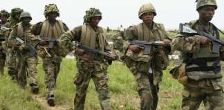 Taraba Shootout: Soldiers Kill 4 Tiv militias, arrest Kingpin 'Lesser' in Benue