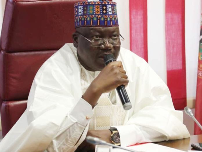 Senate President wants more women in NASC