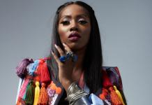 Tiwa Savage Flaunts Flat Stomach Amid Pregnancy Rumour, Fans React