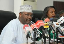 Reorganise INEC before 2023 election, PDP charges Yakubu