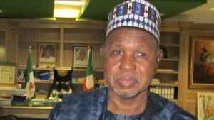 Gov. Masari relaxes lockdown for Friday prayers, Church services