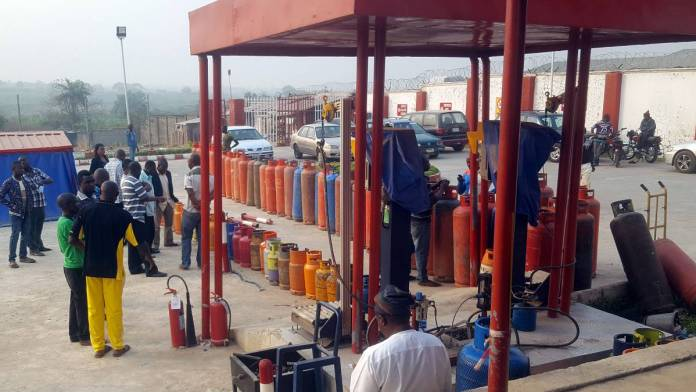 Cooking gas price drops marginal nationwide in one month — NBS