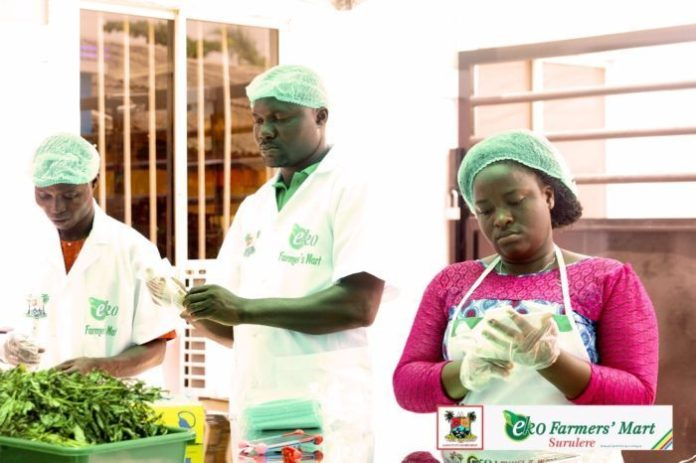 Image result for LASG to launch farmers' markets