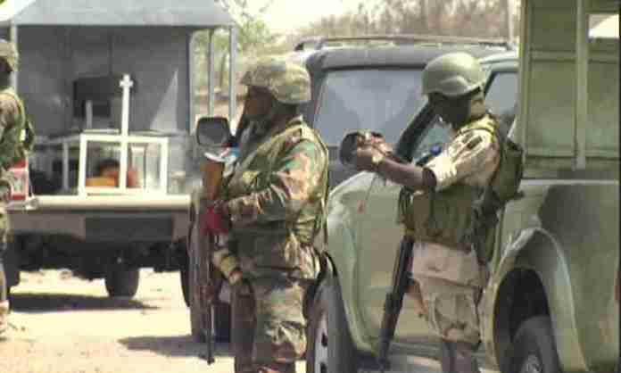 Image result for Daily Trust reporter arrested by unknown Soldiers in Maiduguri