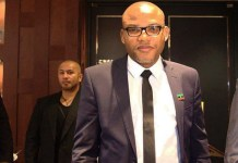 FG indicts Abaribe, others, over alleges plot to scuttle Nnamdi Kanu's trial