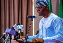 EndSars: Sanwo-Olu gifts N10m each to slain Police officers families
