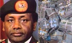 Abacha's LootBreaking: Nigeria gets $311.7m Abacha loot from U.Ss: Supreme Court struck out family appeal to unfreeze foreign account