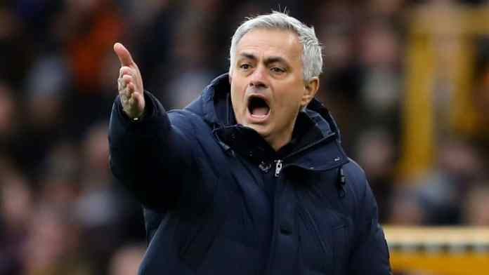 Tottenham Hotspur sacks Jose Mourinho as head coach
