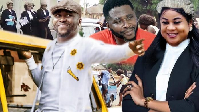 Image result for The Beautiful Lawyer & The Local Bus Driver 1&2 - Uju Okoli / Ken Erics 2019 Latest Nigerian Movie