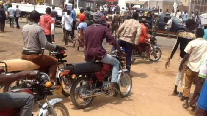 Motorcycle fare in Nigeria skyrockets by 102.5% in one month