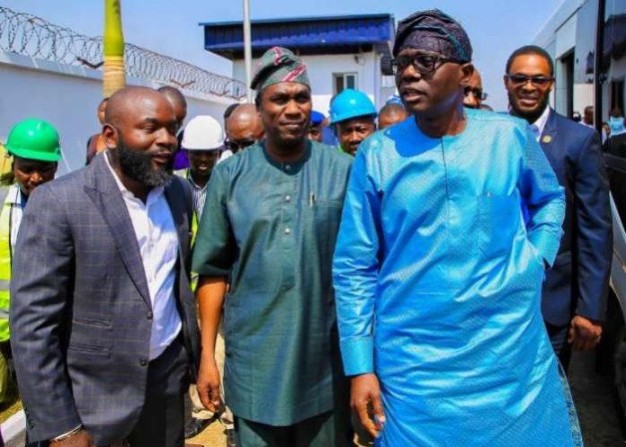 Coastal Erosion: Governor Sanwo-Olu seeks N400 bn from FG