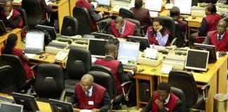 Nigerian Exchange market indices up 0.10% in bullish trading