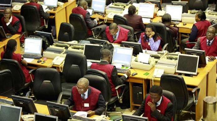 Nigeria's stock market opens week with N119bn loss