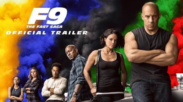 Image result for Fast and Furious 9 Trailer #1 (2020) | Movieclips Trailers