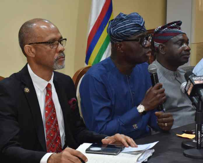 COVID-19 Update: Sanwo-Olu to Lagosian, Stay calm, we're on top of the situation