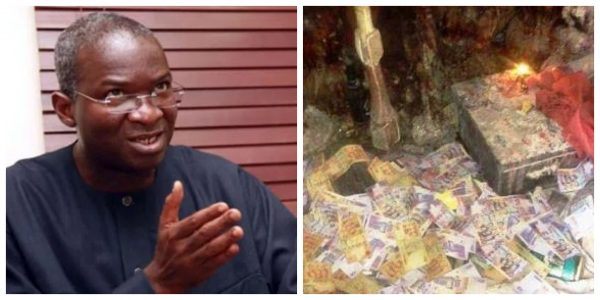 nollywood movies are promoting money